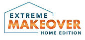 2020 Logo Extreme Makeover Home Edition.