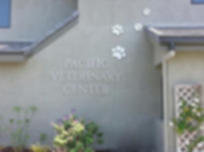 Pacific Vet - DNSigns - Brushed Aluminum