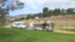 Peppedine University Malibu California Production Motorhome Rental WheelhouseLA Studios