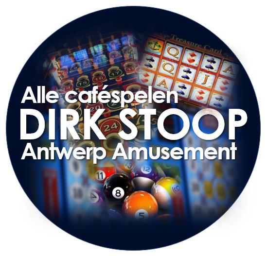 Darts Dirk Stoop Antwerp Amusement Deurne Antwerpen