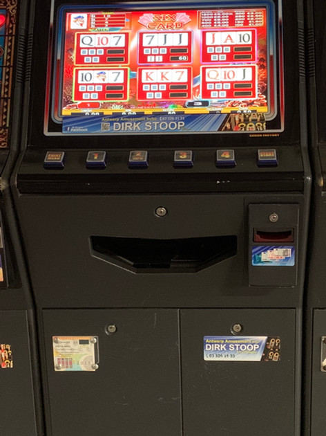 Erron Slots of Cards  - 5 games - Afb. 1