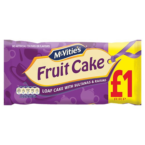 McVities Fruit Cake