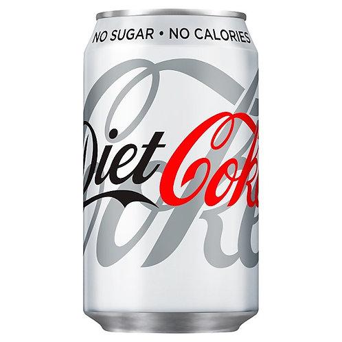 Diet Coke 330 mil