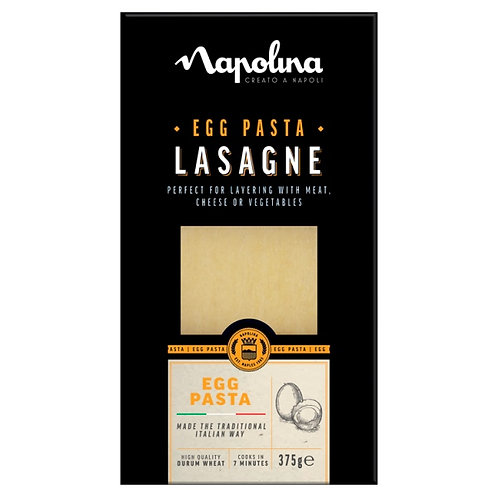 Napolina Pasta Lasagne