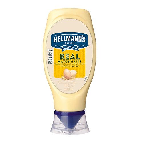 Hellmanns Mayo Sqzy