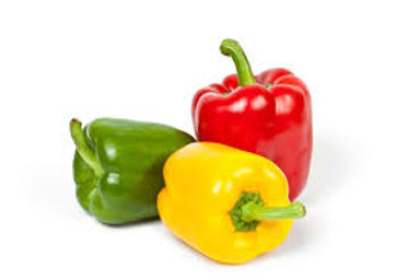 Peppers, mixed (250 gr)