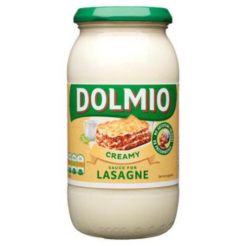 Dolmio Lasagne White Lasagne Sauce