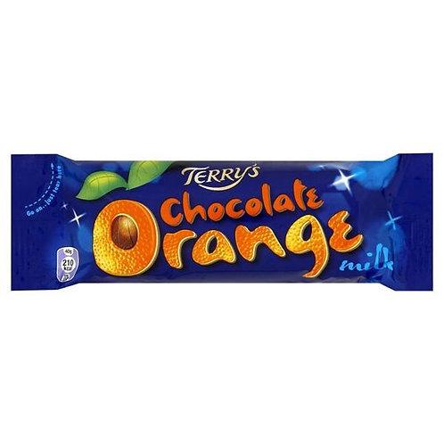 Terrys Chocolate Orange Bar