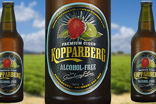 Kopparberg Alcohol Free Cider 500ml