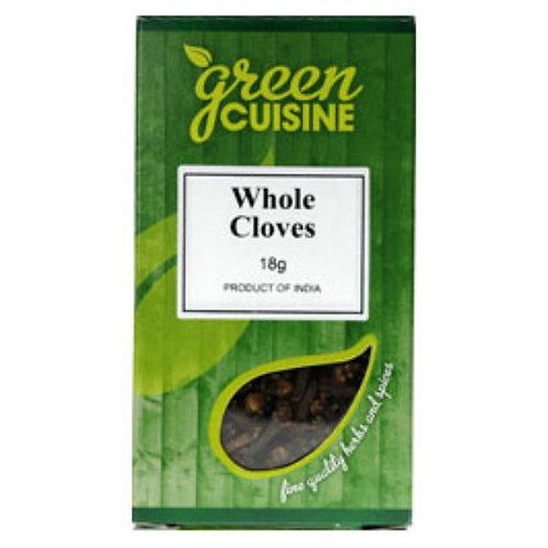 Green Cuisine Whole Cloves