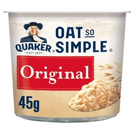 Quaker Oat So Simple Org Pot