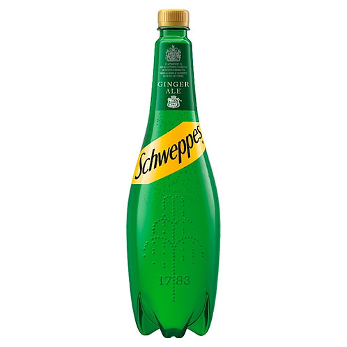 Schweppes Can Dry Ginger Ale