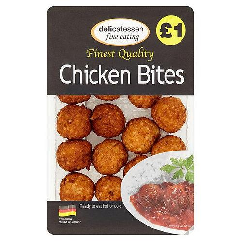 Delicatessan Fine Eating Chicken Bites