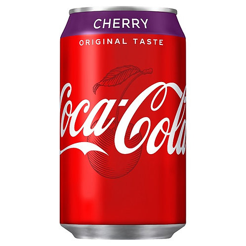 Coca Cola Cherry (330ml)