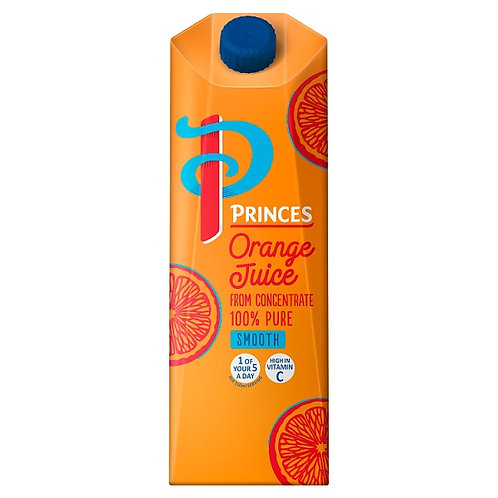 Princes Juice Orange 1lt