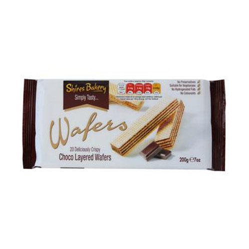 Shires Chocolate Wafer
