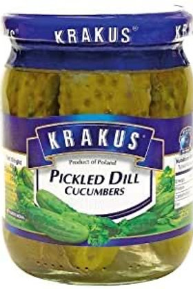 Krakus Dill Pickles