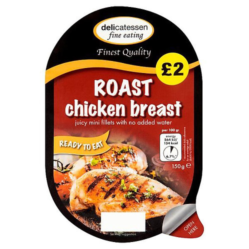 Delicatessan Fine Eating Roast Chicken Breast