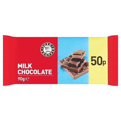 Euro Shopper  Milk Chocolate Bar