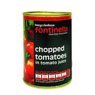 Fontinella Chopped Tomatoes