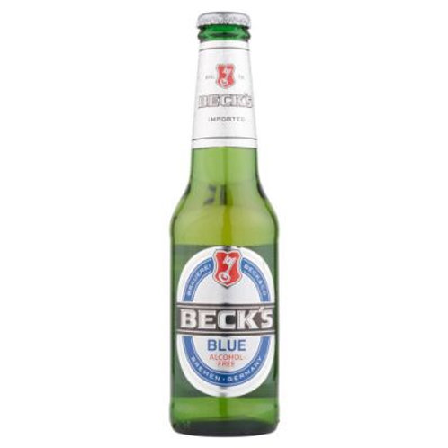 Becks Blue Alcohol Free