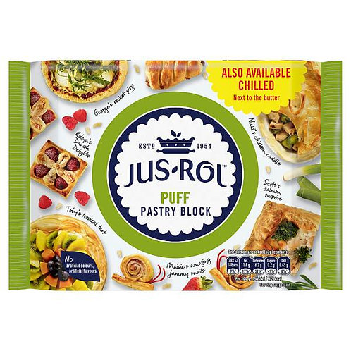 Jus Rol Pastry Puff