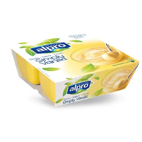 Alpro Vanilla Dessert