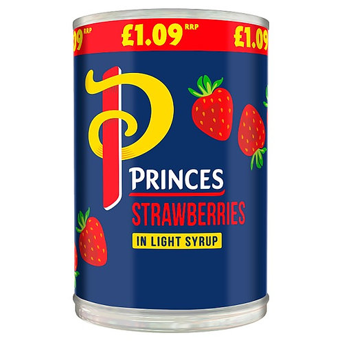 Princes Strawberries in  Syrup