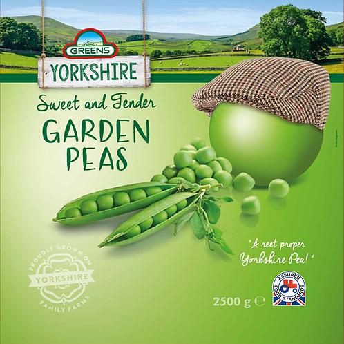 Yorkshire Garden Peas 1kg