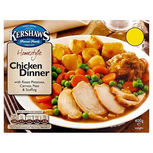Kershaws chicken Dinner