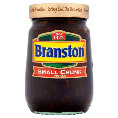 Branston Pickle Small Chunks