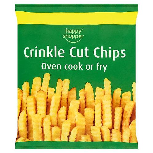 Hs Crinkle Cut Chips