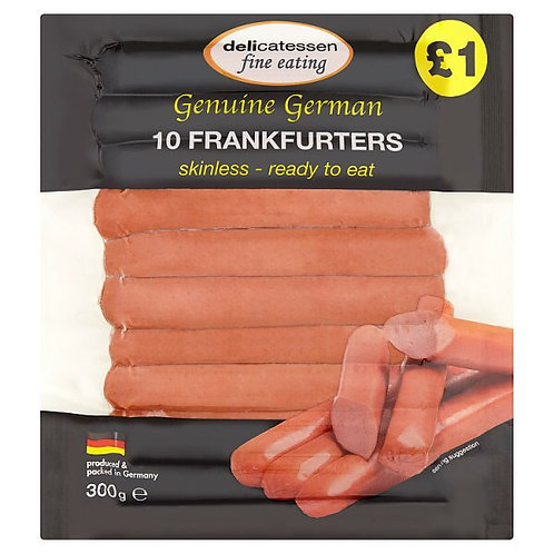 Delicatessan Fine Eating Frankfurter