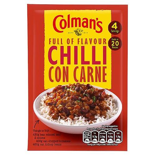 Colmans Mix Chili Concarne Mix