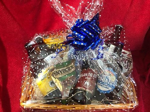 Christmas Gift Basket - His