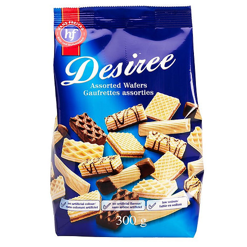 Desiree Assorted Wafers