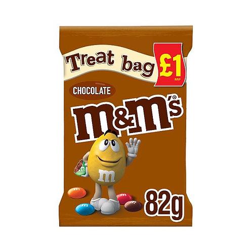 M&Ms Choco Treat Bag