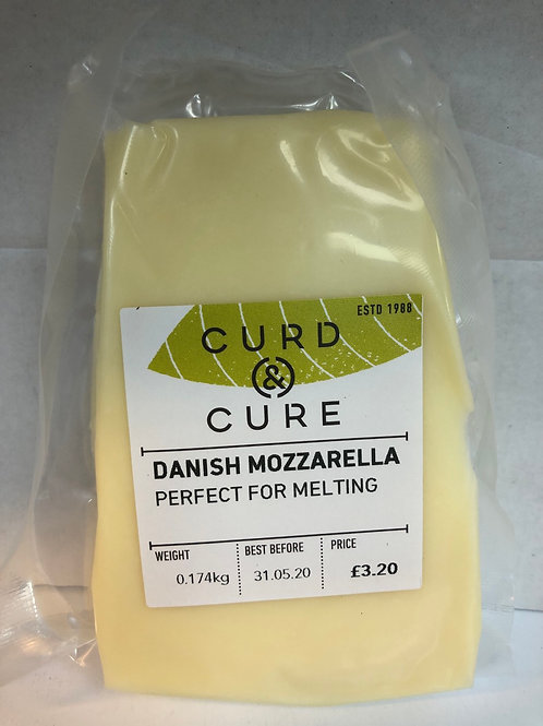 Danish Mozzarella, Curd and Cure