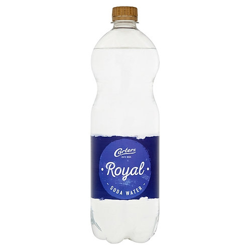 Carters Royal Soda Water