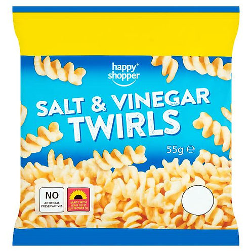 Hs Salt And Vinegar Twirls