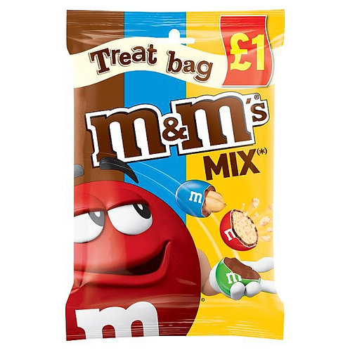 M&Ms Mix Treat Bag