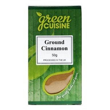 Green Cuisine Cinnamon Ground