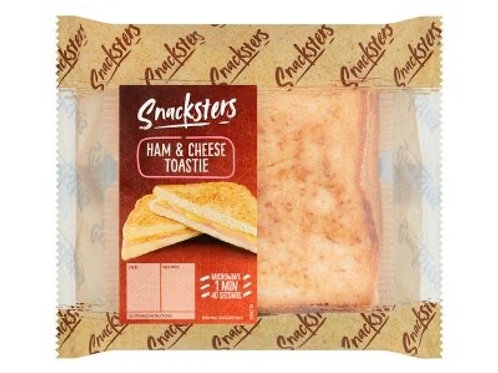 Snacksters Ham & Cheese Toastie