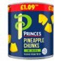 Princes Pineapple Chunks