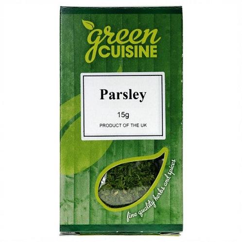 Green Cuisine Parsley