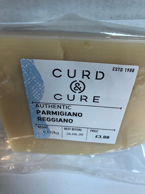 Parmesan Reggiano, Curd and Cure