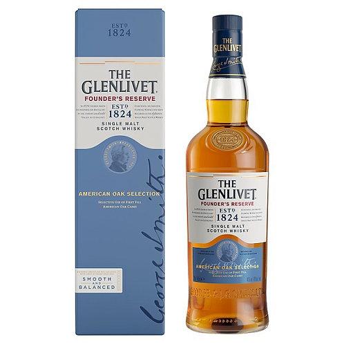 Glenlivet Founders Reserve Single Malt Whisky 70cl