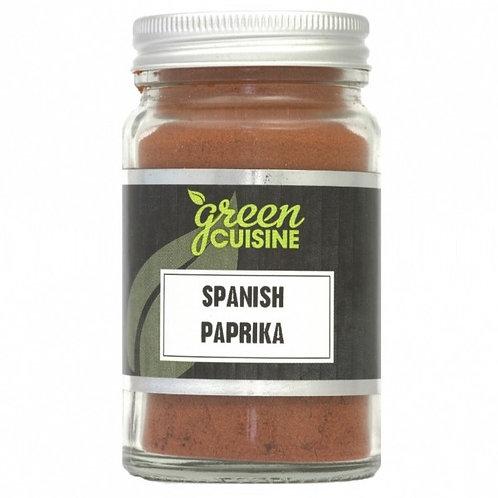 Green Cuisine Spanish Paprika