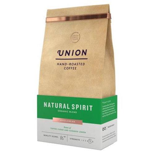 Union Natural Spirit Coffee Beans