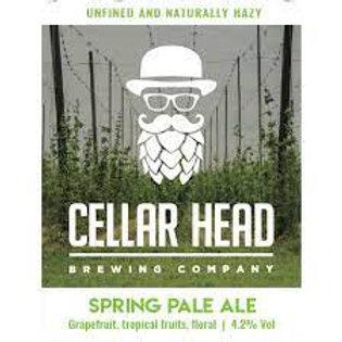 Cellar Head Spring Pale Ale